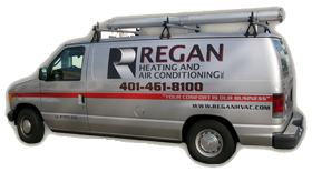 Regan Commercial van